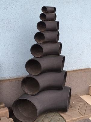 Отводы крутоизогнутые стальны
